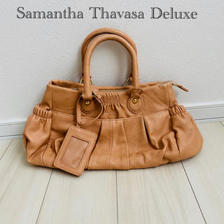 サマンサタバサ(Samantha Thavasa)のサマンサタバサ デラックス トートバッグ/ハンドバッグ(トートバッグ)