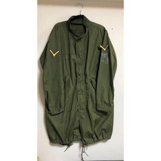 コモリ(COMOLI)の【特価】70s US.Army M-65 xs フィッシュテール モッズコート(モッズコート)
