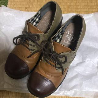 アシナガオジサン(あしながおじさん)のあしながおじさん  レースアップシューズ(ローファー/革靴)
