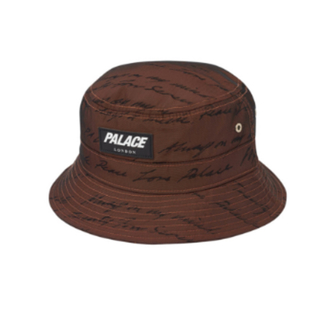 Supreme - Palace DAS MIND BUCKET HAT L/XL バケット ハット