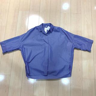 イオン(AEON)のレディース ルーズフィットシャツ(シャツ/ブラウス(長袖/七分))