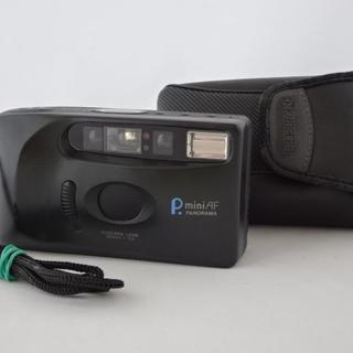 キョウセラ(京セラ)の京セラ Kyocera P.mini AF 32mm f3.5 【完動品】(フィルムカメラ)