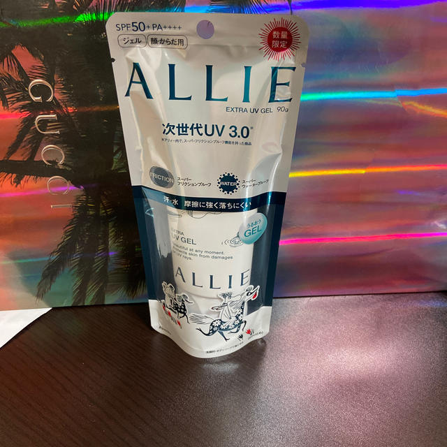 ALLIE(アリィー)の【数量限定】ALLIE(アリィー) エクストラUVジェルN ムーミンデザイン  コスメ/美容のボディケア(日焼け止め/サンオイル)の商品写真