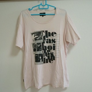 アールニューボールド(R.NEWBOLD)のR.NEWBOLDのTシャツ(シャツ)