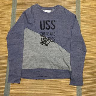アベイシングエイプ(A BATHING APE)のAPE BAPE KAWS URSUS WTAPS  デザイナー ロンt L(Tシャツ/カットソー(七分/長袖))