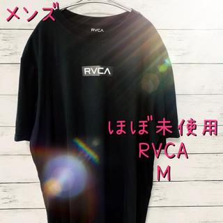 ルーカ(RVCA)のメンズRVCA ルーカ 半袖TシャツM(Tシャツ/カットソー(半袖/袖なし))