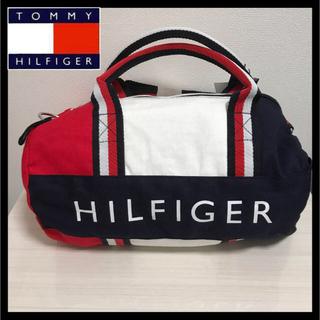 トミーヒルフィガー(TOMMY HILFIGER)の【送料無料】TOMMY HILFIGER ミニ ダッフルバッグ ボストンバッグ(ボストンバッグ)