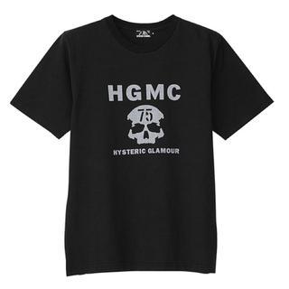 ヒステリックグラマー(HYSTERIC GLAMOUR)のヒステリックグラマー HGMC pt Tシャツ(Tシャツ/カットソー(半袖/袖なし))