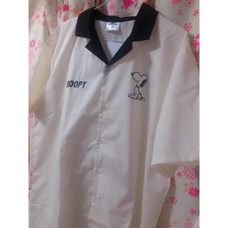 スヌーピー(SNOOPY)のユニバ、スヌーピー、シャツ(Tシャツ/カットソー(半袖/袖なし))