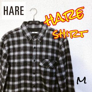 HARE - 【HARE】長袖シャツ サイズM ハレ【送料込】