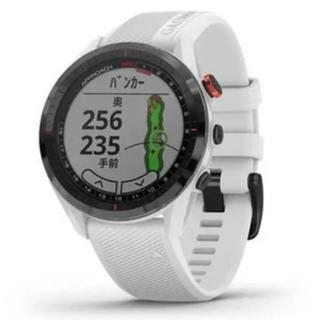ガーミン(GARMIN)のガーミン アプローチ S62 ホワイト 白 GARMIN 新品 未開封 未使用(腕時計(デジタル))