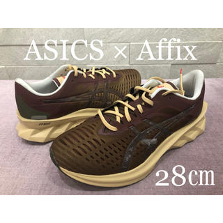 asics - ASICS × AFFIX WORKS NOVABLAST