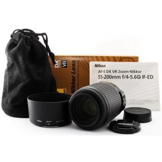 Nikon - ★手ぶれ補正付き望遠レンズ★ニコンAF-S 55-200mm VR★