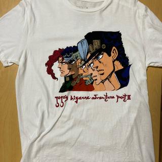 アルトラバイオレンス(ultra-violence)のジョジョ三部 Tシャツ Mサイズ(Tシャツ/カットソー(半袖/袖なし))