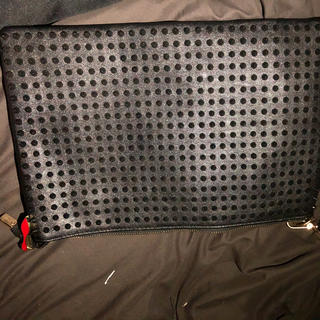 クリスチャンルブタン(Christian Louboutin)のクリスチャンルブタン風クラッチバック(セカンドバッグ/クラッチバッグ)