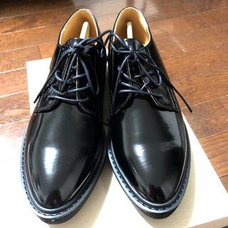 ジーナシス(JEANASIS)のPトゥアツゾコシューズ(ローファー/革靴)