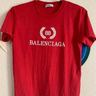 バレンシアガ(Balenciaga)のBALENCIAGA Tシャツ 正規品(Tシャツ(半袖/袖なし))