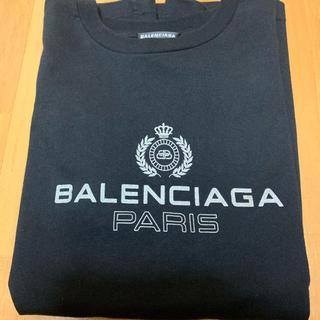 バレンシアガ(Balenciaga)のバレンシアガ 19AW コットン Tシャツ (シャツ)