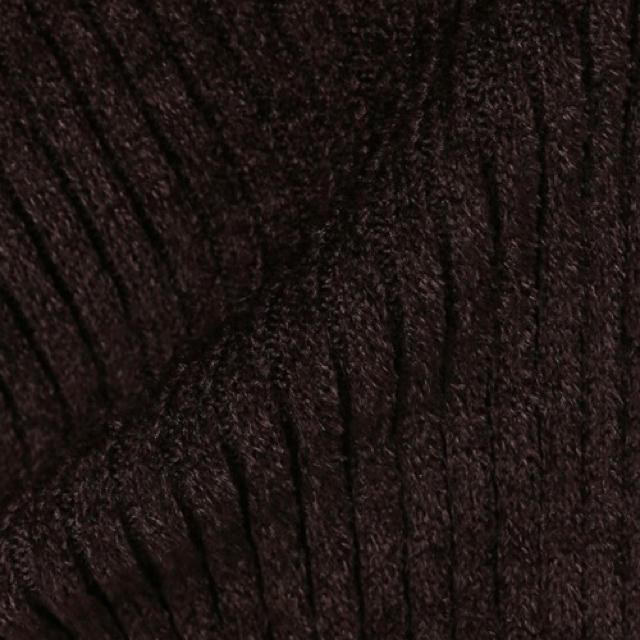 Spick and Span Noble(スピックアンドスパンノーブル)の【NOBLE】お値下げ!モールリブニットカーディガン レディースのトップス(カーディガン)の商品写真