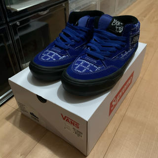 シュプリーム(Supreme)のSupreme/Vans® Half Cab Pro Royal US9(スニーカー)