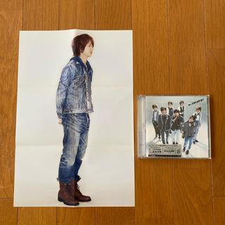 キスマイフットツー(Kis-My-Ft2)のWe never give up! 初回生産限定盤(アイドルグッズ)