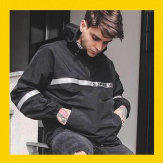 シュプリーム(Supreme)の本物 supreme ナイロン パーカー ジャケット ブルゾン tシャツ bag(ナイロンジャケット)