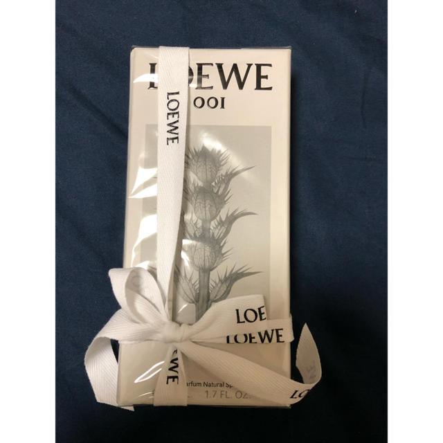 LOEWE(ロエベ)のLOEWE001MAN 50ml コスメ/美容の香水(香水(女性用))の商品写真