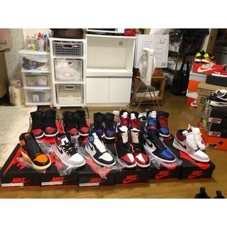 Nike Jordan1 paranoise posite 等 シュプリーム  (スニーカー)