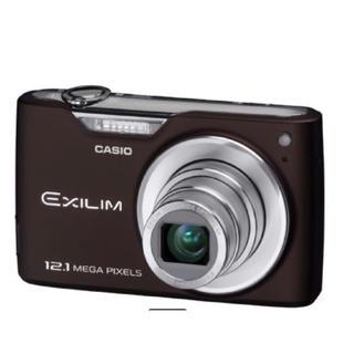 カシオ(CASIO)のCASIO EX-Z450 ブラウン(コンパクトデジタルカメラ)