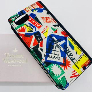 ポールスミス(Paul Smith)の新品ヴィヴィアンウエストウッド iphoneケース iPhone7 8 SE2(iPhoneケース)