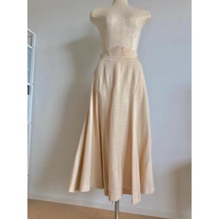 マーガレットハウエル(MARGARET HOWELL)のスカート(ロングスカート)