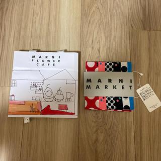 マルニ(Marni)のMARNI マルニ フラワーマーケット バンダナ(バンダナ/スカーフ)