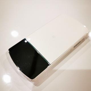 エヌティティドコモ(NTTdocomo)の16 docomo ドコモ N-01G ホワイト(携帯電話本体)