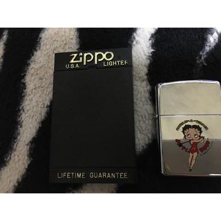 ジッポー(ZIPPO)のZIPPO ベティ・ブープ(その他)