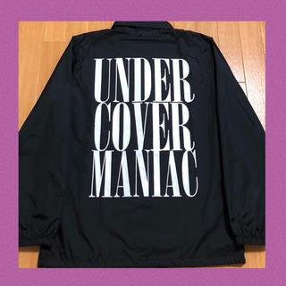 アンダーカバー(UNDERCOVER)の新品 アンダーカバー コーチジャケット tシャツ デニム レザー スニーカー新作(ナイロンジャケット)