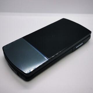 エヌティティドコモ(NTTdocomo)の8 ドコモ docomo N-01G ブラック(携帯電話本体)