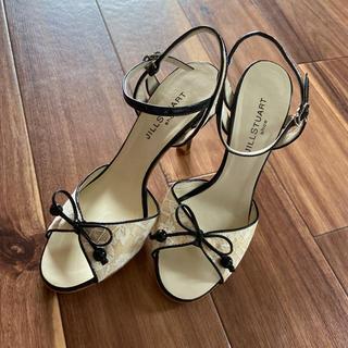 ジルスチュアート(JILLSTUART)のジルスチュアート 靴(ハイヒール/パンプス)