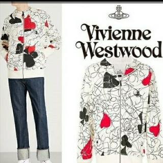 ヴィヴィアンウエストウッド(Vivienne Westwood)のviviennewestwood トランプ パーカー ヴィヴィアンウエストウッド(パーカー)