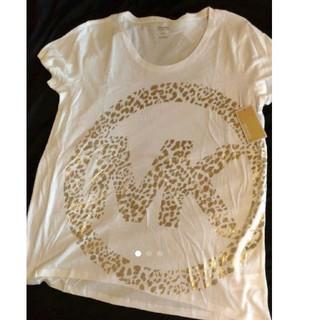 マイケルコース(Michael Kors)のMICHAEL KORS /ホワイトXL(Tシャツ(半袖/袖なし))