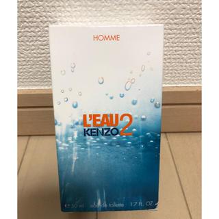 ケンゾー(KENZO)の廃盤レア KENZO ロードケンゾーオム50ミリ(香水(男性用))