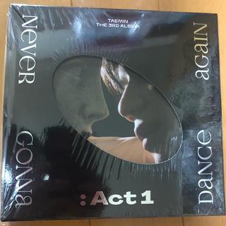 シャイニー(SHINee)のTAEMIN Act1 CD アルバム(K-POP/アジア)
