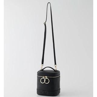 リエンダ(rienda)のrienda⭐︎2way vanity bag(ショルダーバッグ)