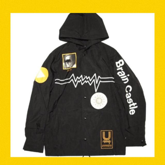 UNDERCOVER(アンダーカバー)の本物 アンダーカバー ブルゾン ナイロンパーカー スニーカー バッグ ニット新作 メンズのジャケット/アウター(ナイロンジャケット)の商品写真