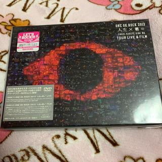 ワンオクロック(ONE OK ROCK)のONE OK ROCK LIVEDVD(ミュージック)
