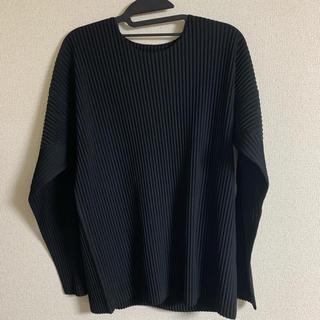 イッセイミヤケ(ISSEY MIYAKE)のイッセイミヤケ HOMME PLISSE ISSEY MIYAKE カットソー(Tシャツ/カットソー(七分/長袖))