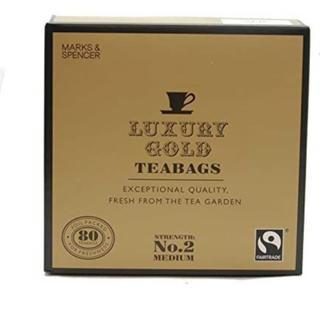 ディーンアンドデルーカ(DEAN & DELUCA)のマークスアンドスペンサー ラグジュアリーゴールド紅茶(茶)