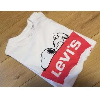 リーバイス(Levi's)のLevi's スヌーピーコラボT(Tシャツ/カットソー(半袖/袖なし))