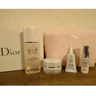 クリスチャンディオール(Christian Dior)のディオールカプチュールトータルセル(美容液)