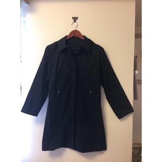 モンクレール(MONCLER)の正規品 モンクレール コート 紺色(トレンチコート)