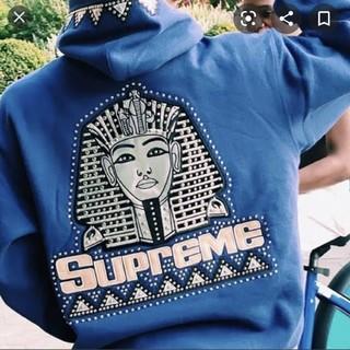 シュプリーム(Supreme)のシュプリーム パーカー Pharaoh Studded Hooded(パーカー)